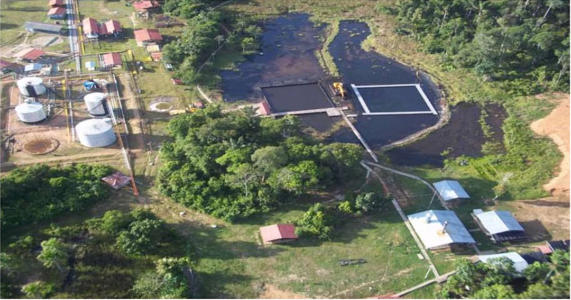 OIL CLEAN UP PROJECT PERUVIAN AMAZON